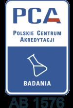 LAF - Certyfikat PCA